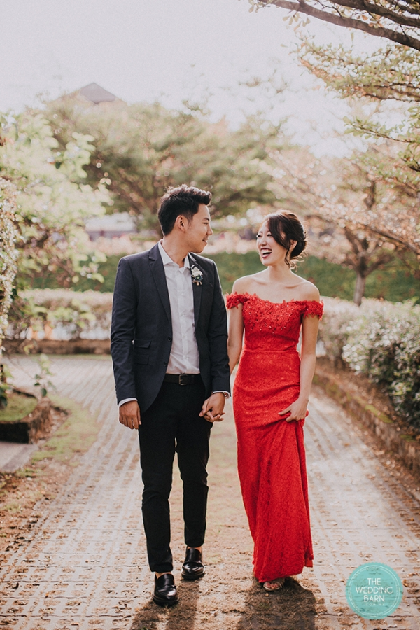 Rustic Pre Wedding Photography T S